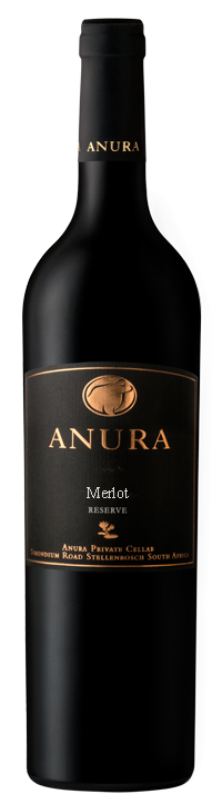 Anura Merlot 2015 Reserve