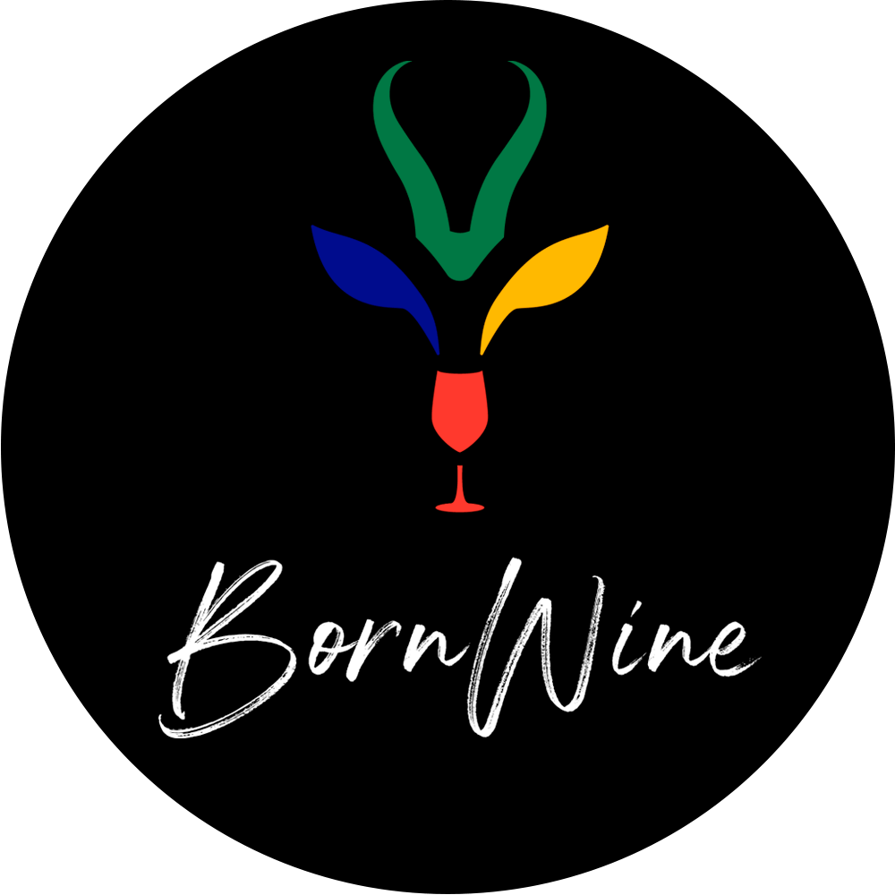 Born Wine logo